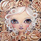 """""""Vintage Blooms"""" by Jaz Higgins"""