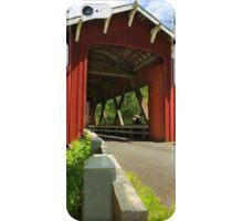 Brookwood Covered Bridge iPhone Case/Skin