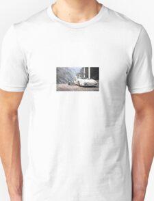 Wolf of Wall Street Poster T-Shirt