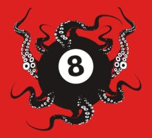 8 BALL OCTOPUS by GUS3141592