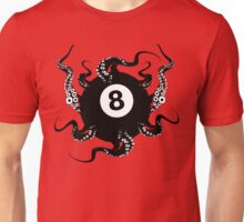 8 BALL OCTOPUS Unisex T-Shirt