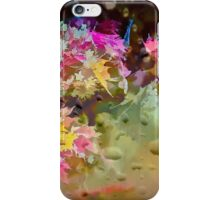 Maple Blossoms with April Showers iPhone Case/Skin