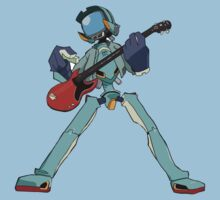 FLCL Music Band Kids Clothes