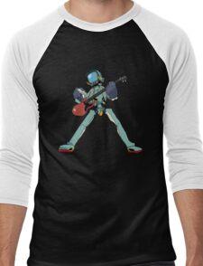 FLCL Music Band Men's Baseball ¾ T-Shirt