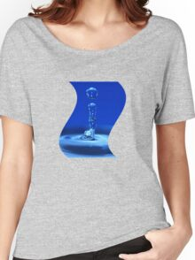 today I'll wear blue Women's Relaxed Fit T-Shirt