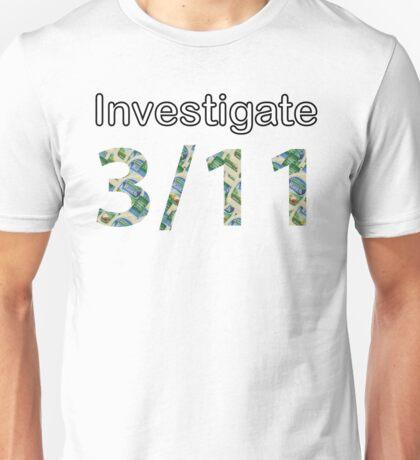 Investigate 311 Unisex T-Shirt