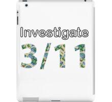Investigate 311 iPad Case/Skin