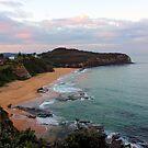 Turrametta beach by Doug Cliff
