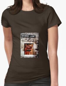 The Olde Post Box Womens Fitted T-Shirt