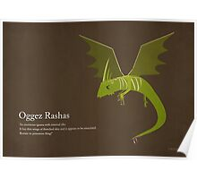 Oggez Rashas Poster