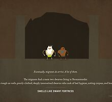 Smells Like Dwarf Fortress by Tim Denee