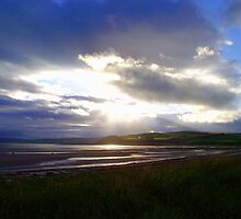 Cloud Symphony, August Evening - Bute by artyfifi