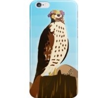 Flower Hawk iPhone Case/Skin