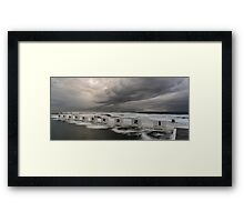 Merewether Sunrise Framed Print