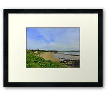 An Irish Bay Framed Print