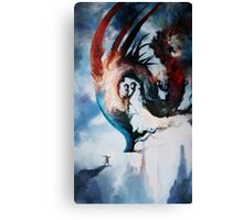 The Storm Queen Canvas Print