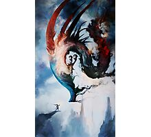 The Storm Queen Photographic Print