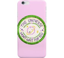 Walk the Moon Avalanche Universe Embroidery Style Patch iPhone Case/Skin