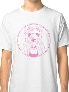 Little Alien Portrait (Pink) Classic T-Shirt
