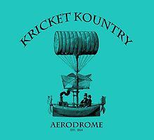 KRICKET KOUNTRY AERODROME, Est. 1824! by Kricket-Kountry