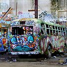 Grumpy Bus by mozdesigns