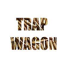 trap wagon Photographic Print