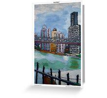 Story Bridge II (postcard) Greeting Card