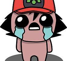 The Binding Of Isaac/Pokémon Crossover - Ash Ketchum (Hoenn) by Trick6