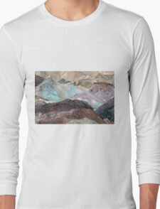 Earth Tones - Death Valley Long Sleeve T-Shirt
