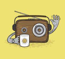 Radio Waves Good Morning by heavyhand