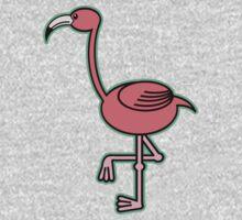 Pink Flamingo Kids Tee