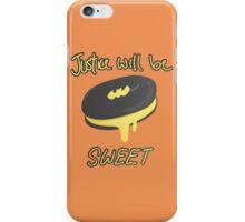 Justice Will Be Sweet! Batman Icecream Bar iPhone Case/Skin