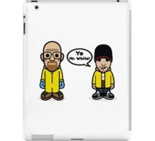 Walt + Jesse iPad Case/Skin