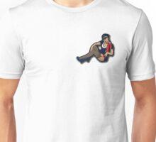 sexy sailor lady ahoy Unisex T-Shirt