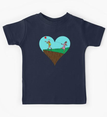 Love is Blind Kids Tee