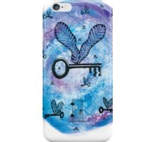 Flying Keys iPhone Case/Skin