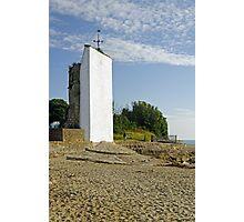 The Seamark, St Helens Beach Photographic Print