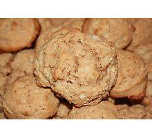 Pumpkin Mocha Sugar Cookies Photographic Print