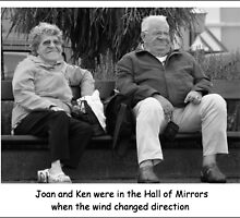 Joan and Ken by Yampimon