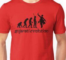 Gujarati Evolution  Unisex T-Shirt