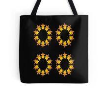 Star Wreath #2 Tote Bag