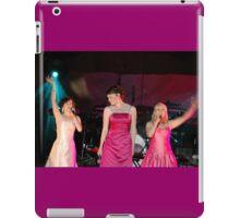 Elixir Voices & ERTH, Riverbeats, Parramatta, Australia 2008 iPad Case/Skin