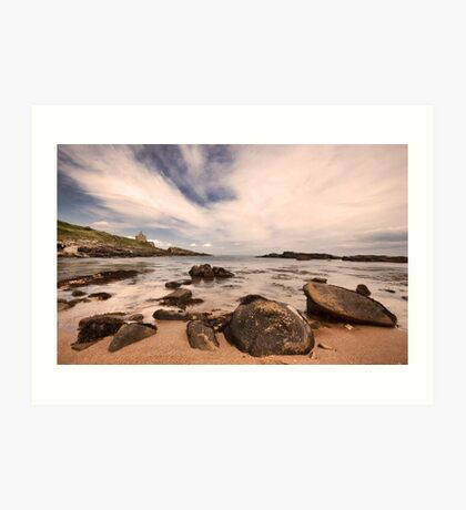Rumbling Kern, Northumberland Art Print