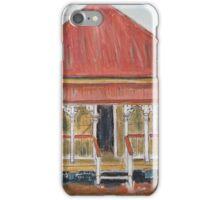 Queensland workers cottage iPhone Case/Skin