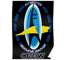 Star Wars Ship Insignia - Home One Poster