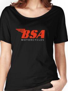 BSA Motorcycles Women's Relaxed Fit T-Shirt