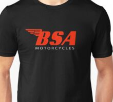 BSA Motorcycles Unisex T-Shirt