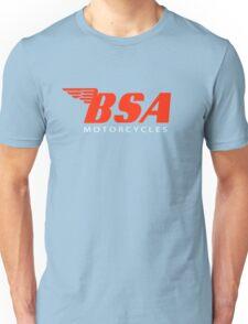 BSA Motorcycles Unisex T-Shirt