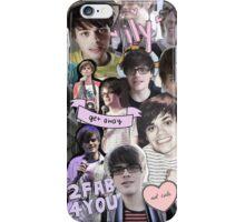 Chris phone case iPhone Case/Skin