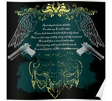 Boondock Saints - Prayer Poster